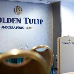 Отель Golden Tulip Andorra Fènix городской автобус