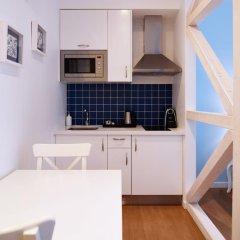 Апартаменты Rossio Apartments Студия с различными типами кроватей фото 27