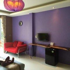 Отель In Touch Resort 3* Номер Делюкс с различными типами кроватей фото 19