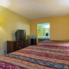 Отель Knights Inn-columbus 2* Номер Делюкс фото 4