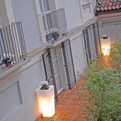 Отель Terres d'Aventure Suites балкон