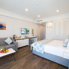 Отель Thassos Grand Resort комната для гостей фото 3