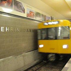 Отель Metropol Hostel Berlin Германия, Берлин - 12 отзывов об отеле, цены и фото номеров - забронировать отель Metropol Hostel Berlin онлайн интерьер отеля фото 3