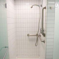 Отель West Side YMCA Стандартный номер с двухъярусной кроватью (общая ванная комната) фото 4