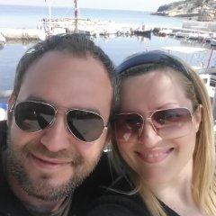 Отель Rachel Hotel Греция, Эгина - 1 отзыв об отеле, цены и фото номеров - забронировать отель Rachel Hotel онлайн пляж фото 2