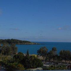 Akin Paradise Hotel пляж