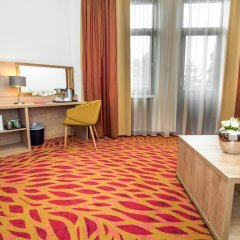 Rubin Wellness & Conference Hotel 4* Полулюкс с различными типами кроватей фото 5