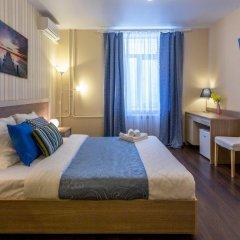 Гостиница Вечный Зов 3* Улучшенный номер с двуспальной кроватью фото 3