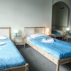Отель Lódzki Palacyk 3* Кровать в общем номере с двухъярусной кроватью фото 4