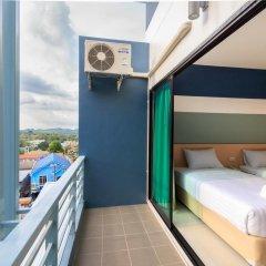 Отель JJ Residence Phuket Town 3* Номер Делюкс с различными типами кроватей фото 4