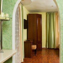 Гостиница Теремок Заволжский Семейные апартаменты разные типы кроватей фото 10