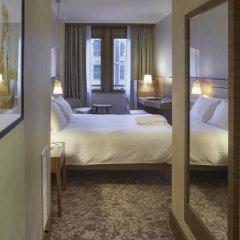 Отель Hilton Milan 4* Номер Делюкс с различными типами кроватей фото 16