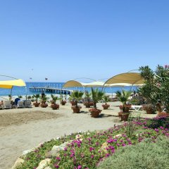 Отель Gypsophila Holiday Village пляж фото 3