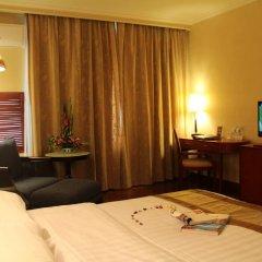 Отель Ming Wah International Convention Centre Стандартный номер фото 3