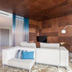 EMA House Hotel Suites 4* Представительский люкс с различными типами кроватей фото 9