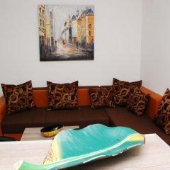 Апартаменты Azzuro Lux Apartments Апартаменты с различными типами кроватей фото 29