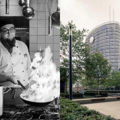 Отель Düsseldorf Seestern Германия, Дюссельдорф - отзывы, цены и фото номеров - забронировать отель Düsseldorf Seestern онлайн питание фото 3