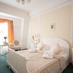 TOP Hotel Ambassador-Zlata Husa 4* Стандартный номер с двуспальной кроватью фото 5