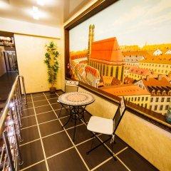 Мини-отель Bier Лога балкон