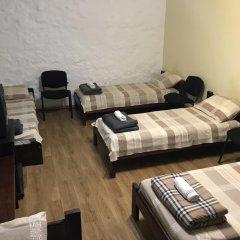Fox Hostel Кровать в общем номере с двухъярусной кроватью