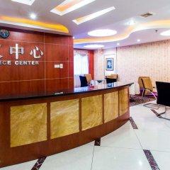 New Forestry Hotel Сямынь интерьер отеля фото 3