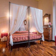 Отель Torre Guelfa 4* Стандартный номер с различными типами кроватей фото 6