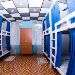 Laguna Hostel Кровать в общем номере с двухъярусной кроватью фото 30