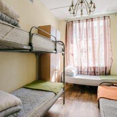 Хостел Актив Кровать в общем номере с двухъярусной кроватью фото 5