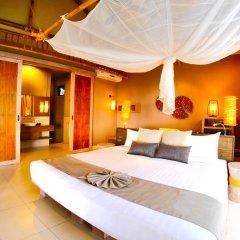 Отель Twin Lotus Koh Lanta 4* Вилла с различными типами кроватей фото 3