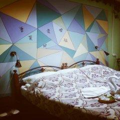 Home Hostel NN Стандартный семейный номер с двуспальной кроватью фото 2