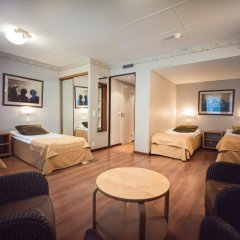 Hotel Arthur 3* Стандартный номер с различными типами кроватей фото 3