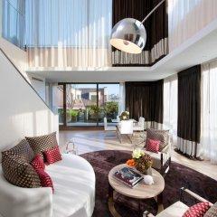 Отель Mandarin Oriental Paris 5* Номер Делюкс с различными типами кроватей фото 12