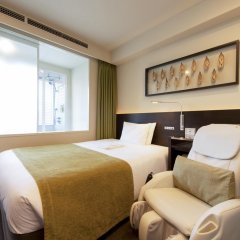 Отель Remm Hibiya 4* Номер категории Эконом фото 6