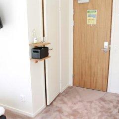 Отель Flygplatshotellet Швеция, Харрида - отзывы, цены и фото номеров - забронировать отель Flygplatshotellet онлайн удобства в номере фото 2