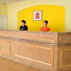 Отель Home Inn Guangzhou Wushan Metro Station South China University of Technology интерьер отеля