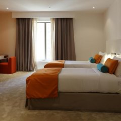 Ramada Hotel & Suites by Wyndham JBR 4* Люкс с различными типами кроватей фото 4