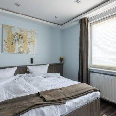 Отель Bürgerhofhotel 3* Стандартный номер с двуспальной кроватью