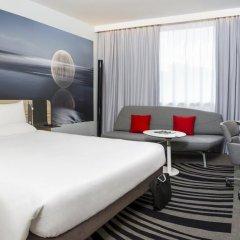 Novotel London Canary Wharf Hotel 4* Улучшенный номер с различными типами кроватей фото 4