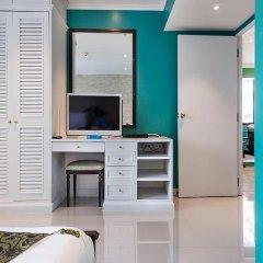 Отель Omni Tower Syncate Suites 4* Улучшенные апартаменты фото 6