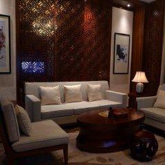 Ji'an Hotel 4* Улучшенный люкс с различными типами кроватей фото 3