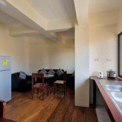 Kiwi Hotel 3* Улучшенные апартаменты с различными типами кроватей