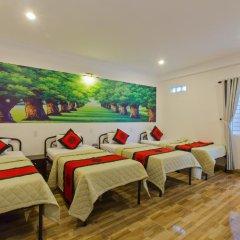 Cloudy Homestay and Hostel Кровать в общем номере с двухъярусной кроватью