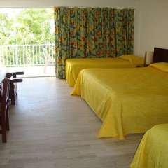 Sands Acapulco Hotel & Bungalows 2* Стандартный номер с разными типами кроватей