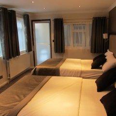 Goodwood Hotel 2* Стандартный номер с двуспальной кроватью (общая ванная комната) фото 2