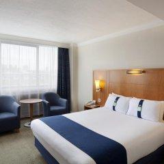 Отель Holiday Inn London-Bloomsbury 3* Стандартный номер с различными типами кроватей фото 8