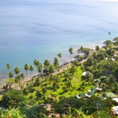 Отель Daku Resort Savusavu пляж фото 2