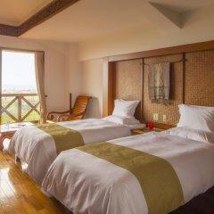 Hotel Nirakanai Kohamajima 3* Улучшенный номер с различными типами кроватей фото 6