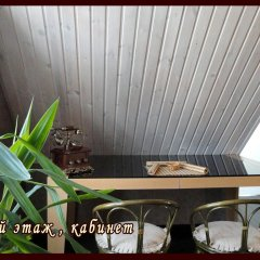 Гостиница Lilac Garden в Старом Мартьяновом отзывы, цены и фото номеров - забронировать гостиницу Lilac Garden онлайн Старое Мартьяново ванная фото 2