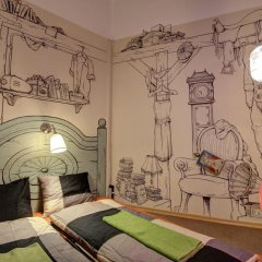 Lavender Circus Hostel комната для гостей фото 3