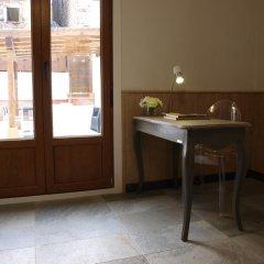 Отель Hosteria Sierra del Oso Потес удобства в номере